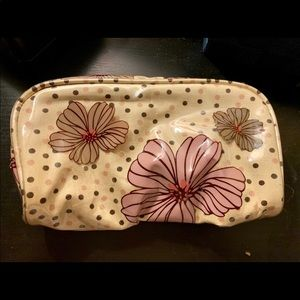 Other - Floral Cosmetic Bag